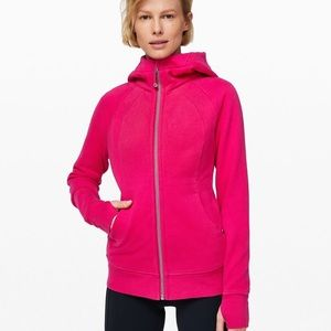 NWT scuba zip up